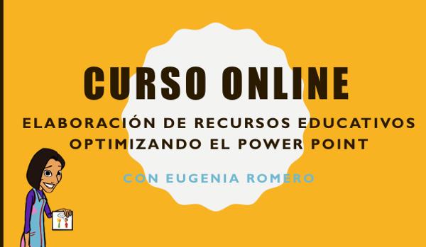 curso ppt Eugenia Romero