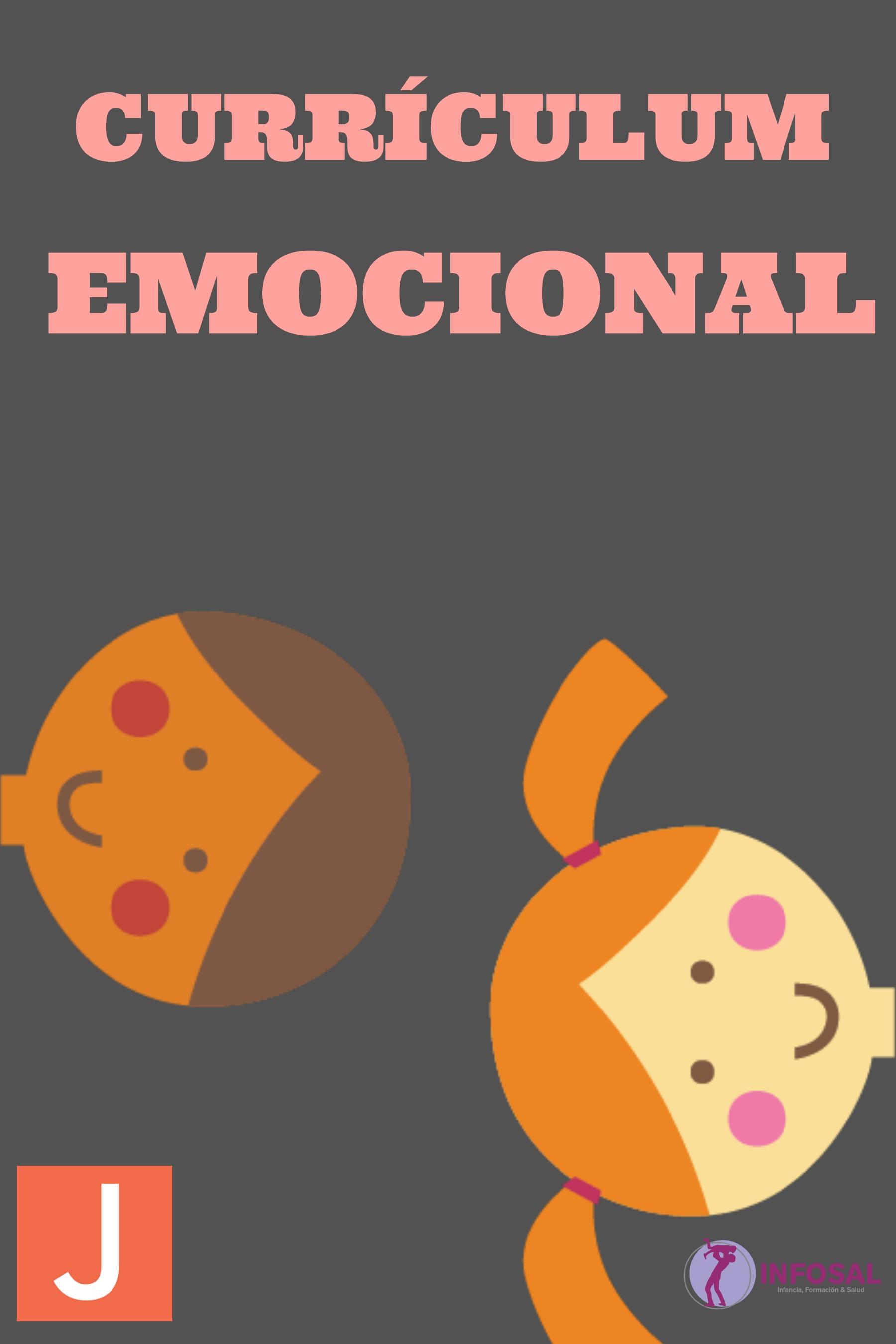 CURRÍCULUM EMOCIONAL – Infosal